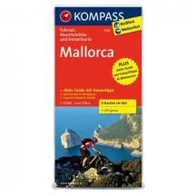 Kompass - Mallorca - Cycling maps