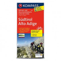 Kompass - Südtirol - Pyöräilykartat