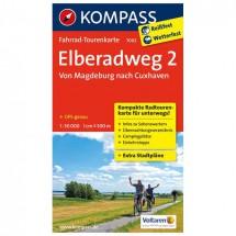 Kompass - Elberadweg 2, Von Magdeburg nach Cuxhaven