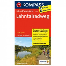 Kompass - Lahntalradweg - Cycling maps
