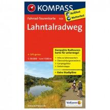 Kompass - Lahntalradweg - Radkarte
