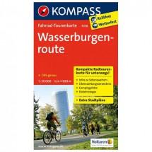 Kompass - Wasserburgenroute - Fietskaarten