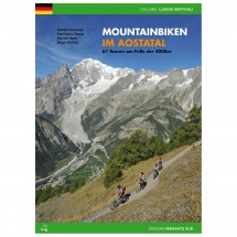 Versante Sud - Mountainbiken im Aostatal - Guides cyclistes 52