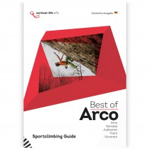 Vertical Life - Best of Arco - Climbing guides