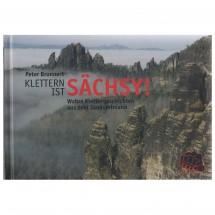 Geoquest-Verlag - P. Brunnert - Klettern ist sächsy!