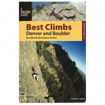 Stewart M. Green - Best Climbs Denver & Boulder