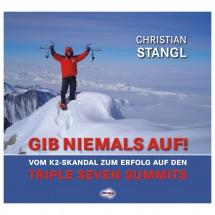 Schall-Verlag - Gib niemals auf!