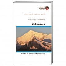 SAC-Verlag - Walliser Alpen - Alpinführer