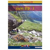 Gebro Verlag - SwissBloc No.1 - Topos bouldering