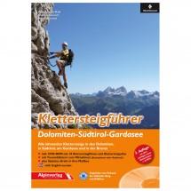 Alpinverlag - Klettersteigführer Dolomiten-Südtirol-Gardasee