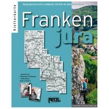 Panico Alpinverlag - Frankenjura - Kletterkarte
