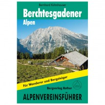 Bergverlag Rother - Berchtesgadener Alpen - Alpine Club guide