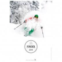 tmms-Verlag - Powder 2014 - Kalenders