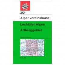 DAV - Lechtaler Alpen & Arlberggebiet 3/2