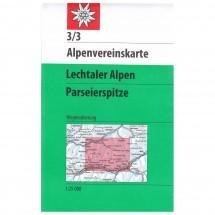 DAV - Lechtaler Alpen, Parseierspitze 3/3