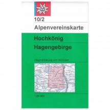 DAV - Hochkönig / Hagengebirge 10/2
