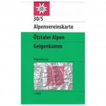 DAV - Ötztaler Alpen, Geigenkamm 30/5