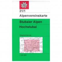 DAV - Stubaier Alpen, Hochstubai 31/1