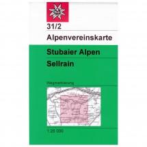 DAV - Stubaier Alpen, Sellrain 31/2