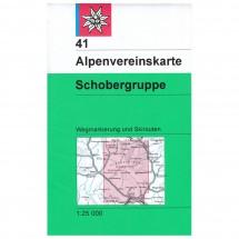 DAV - Schobergruppe 41 - Turkart