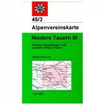 DAV - Niedere Tauern III 45/3