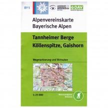 DAV - Tannheimer Berge BY5
