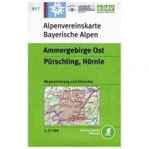 DAV - Ammergebirge Ost, Pürschling, Hörnle BY7