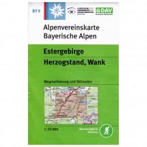 DAV - Estergebirge, Herzogstand, Wank BY9