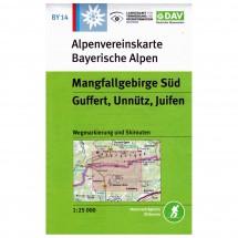 DAV - Mangfallgebirge Süd - Guffert, Unnütz, Juifen BY14