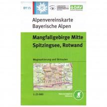 DAV - Mangfallgebirge Mitte, Spitzingsee, Rotwand BY15
