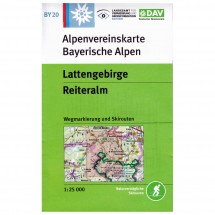 DAV - Lattengebirge, Reiteralm BY20