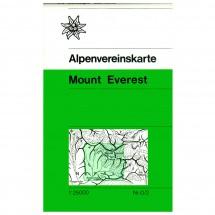 DAV - Chomolongma - Mount Everest 0/2