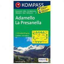 Kompass - Adamello - La Presanella - Wanderkarte