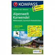 Kompass - Alpenwelt Karwendel - Hiking Maps