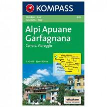 Kompass - Alpi Apuane - Garfagnana - Carrara