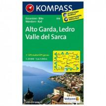 Kompass - Alto Garda - Cartes de randonnée