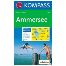 Kompass - Ammersee - Hiking Maps