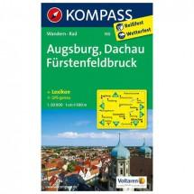 Kompass - Augsburg - Dachau - Fürstenfeldbruck