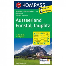 Kompass - Ausseerland - Wandelkaarten