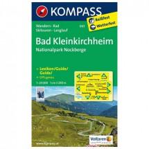 Kompass - Bad Kleinkirchheim - Wandelkaarten