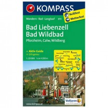 Kompass - Bad Liebenzell - Hiking Maps