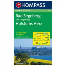 Kompass - Bad Segeberg und Umgebung - Vaelluskartat
