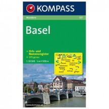 Kompass - Basel - Wanderkarte