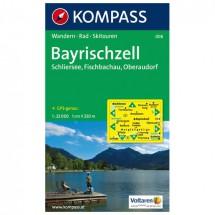 Kompass - Bayrischzell - Vaelluskartat
