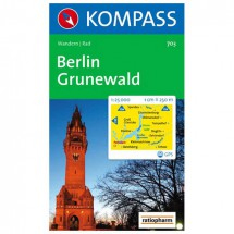 Kompass - Berlin - Cartes de randonnée