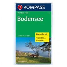 Kompass - Bodensee - Wandelkaarten