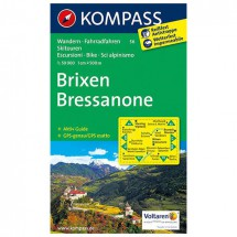 Kompass - Brixen /Bressanone - Vaelluskartat