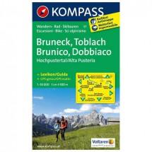 Kompass - Bruneck /Toblach /Hochpustertal