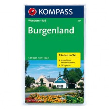 Kompass - Burgenland - Wandelkaarten