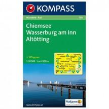 Kompass - Chiemsee - Wasserburg am Inn - Altötting